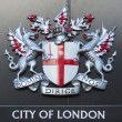 Sign of the city of London — Stock Photo #10224042