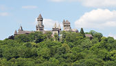 Castello braunfels — Foto Stock