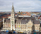 New Town Hall of Munich — Stock Photo