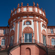 Stock Photo: Schloss Biebrich