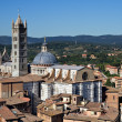 Siena Cathedral Santa Maria Assunta — Stock Photo