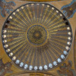Dome of the famous Hagia Sophia — Stock Photo