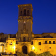 Santa Maria de la Ascuncion at dusk — Foto Stock