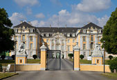 Main Entrance of Augustusburg Palace — Stock Photo