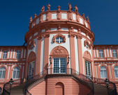 Schloss Biebrich — Stock Photo