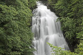 Cascade of Giessbach Falls — Stock Photo