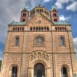 Roman Cathedral Mariendom, Speyer — Stock Photo