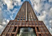 Modern skyscraper - HDR version — Stock Photo