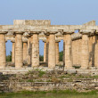 Ancient greek Basilica Temple - Stockfoto