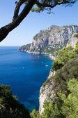 View of Marina Piccola — Stock Photo