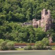 Stock Photo: Burg Rheinstein at Rhine valley