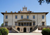 Villa Medici Poggio a Caiano — Stock Photo