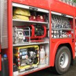 Fire brigade - Stock Photo