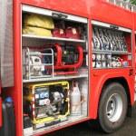 Fire brigade — Stock Photo