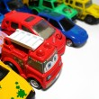 Toy car — Stock Photo #10111366
