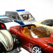 Toy cars — Stock Photo #10111412