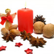 Christmas still life — Stock Photo #10132355