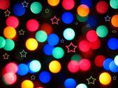 照明圣诞 — 图库照片