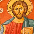 Icon of Jesus Christ in Cyprus — Stock Photo #10187506