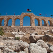 Jerash in Jordan — Stock Photo