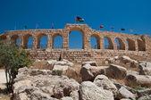 Jerash in Jordan — Stock Photo