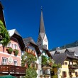 Stock Photo: Hallstatt town. Austria