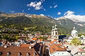 Innsbruck, Austria — Stock Photo