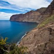 Los Gigantes Tenerife — Stock Photo