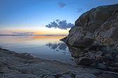 Swedish coast — Stock Photo