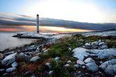 Küçük deniz feneri — Stok fotoğraf