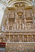 Asuncion altarpiece — Stock Photo