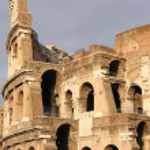 Постер, плакат: Roma coliseum
