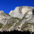 Iconic Half Dome — Stock Photo