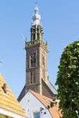 Edam church — Stock Photo