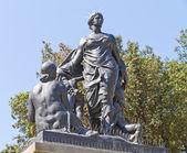 Monument avec clous — Photo