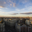 Madrid Skyline — Stock Photo #10054223