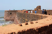 Fort Aguada, Goa — Stock Photo
