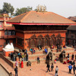 Stock Photo: Durbar Square, Kathmandu