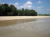 Nilaveli Beach at Sri Lanka, Asia — Stock Photo