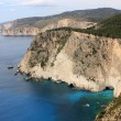 Cape of  Keri, Zakynthos island, Greece — Stock Photo