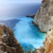 Ionian island of Zante, Greece — Stock Photo