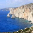 Southern coast, Zakynthos, Hellas — Stock Photo