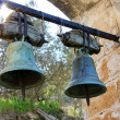 BELLS, Argassi village, Zante island, Greece - Stock Photo