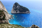 Beautiful morning, Zakynthos island — Stock Photo