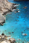 West side of Zakynthos island — Stock Photo