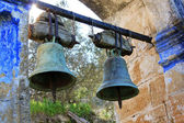 BELLS, Argassi village, Zante island, Greece — Stock Photo