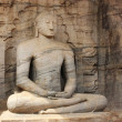 Stock Photo: BuddhStatue, Sri Lanka