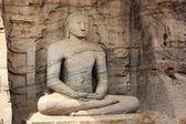 Buddha Statue, Sri Lanka — Stock Photo