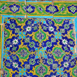 Decoration in Topkapi palace, Constantinople - Turkey — Stock Photo