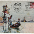 Venice Postcard — Stock Photo #10211299